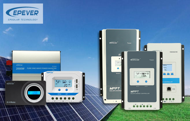 MPPT 10A ~ 100A Solar Charge Controller for Solar Charge System
