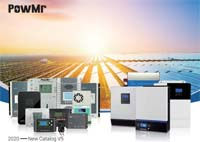 PowMr Solar Products Catalogue 2020