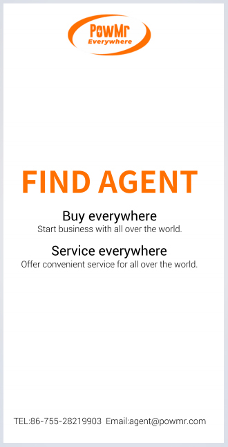 PowMr Find Agents